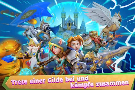 Castle Clash: King's Castle DE screenshots 11