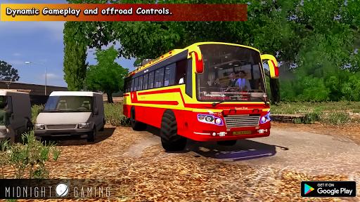 Offroad Coach Simulator : Offroad Bus Games 2021  screenshots 6