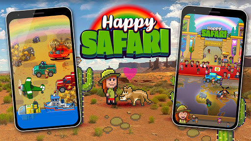 Happy Safari - the zoo game  screenshots 11