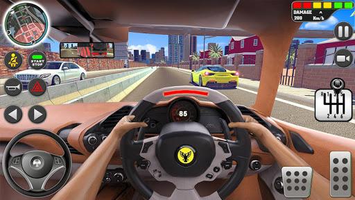 City Driving School Simulator: 3D Car Parking 2019 apkpoly screenshots 11
