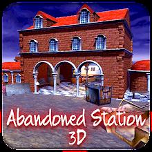 3D Escape - Abandoned Railway station APK