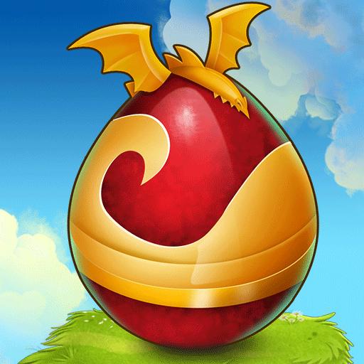 Dragon Merge - Merge Dragons in Free Merge Games!