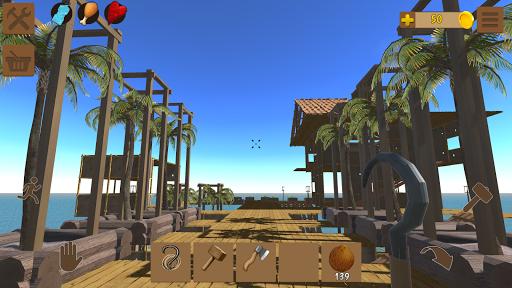 Oceanborn: Survival on Raft  screenshots 9