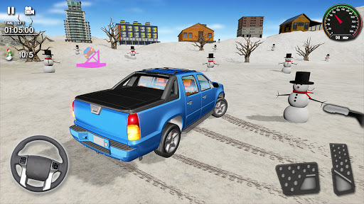 Prado Car Driving - A Luxury Simulator Games 1.4 screenshots 14