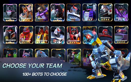 Transformers:Earth War android2mod screenshots 13