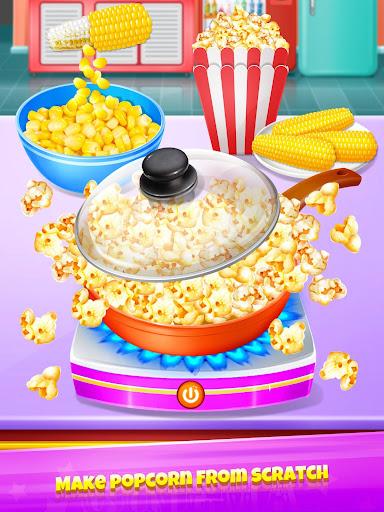 Popcorn Maker - Yummy Rainbow Popcorn Food screenshots 10