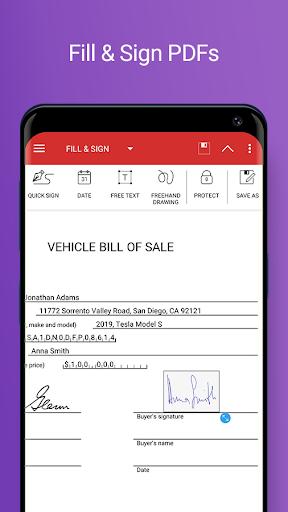 PDF Extra - Scan, View, Fill, Sign, Convert, Edit 6.9.1.939 Screenshots 2