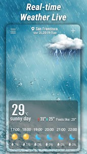 Weather Forecast v1.9.6 [Pro] by Lite Tools Studio 1