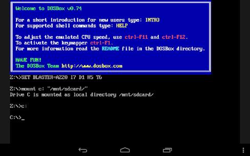 Magic Dosbox Free 1.0.82 Mod APK Latest Version 3