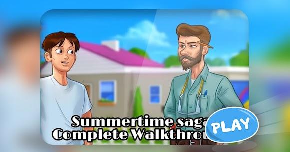 Summertime Saga Mod APK [Unlocked, Updated Version] – Prince APK 2