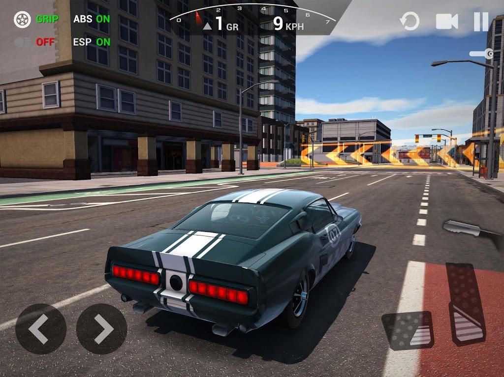 Ultimate Car Driving Simulator poster 10
