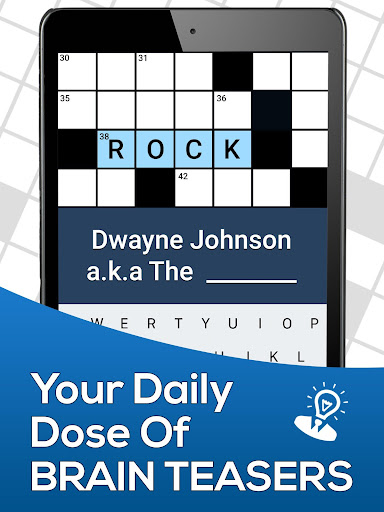 Daily Themed Crossword - A Fun crossword game 1.402.0 screenshots 20