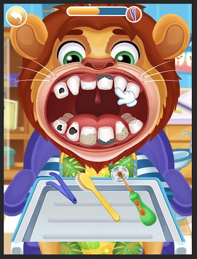 Children's doctor: dentist 1.0.4 screenshots 1