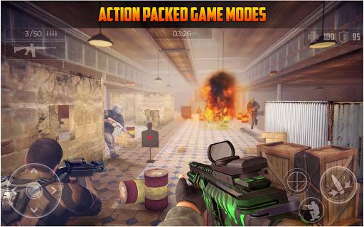 Anti Terrorist Team Shooter:Offline Shooting Games 2.2 screenshots 8