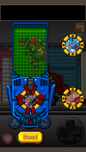 Transform Dino Robot - General Mobilization 1.29.0 screenshots 19