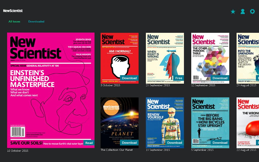 New Scientist  poster 7