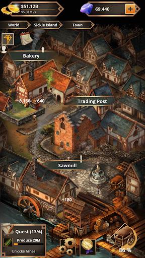Idle Trading Empire 1.2.3 screenshots 3