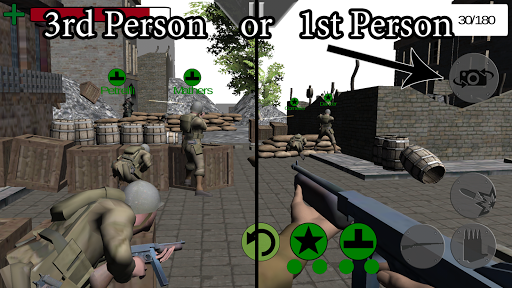 Medal Of Valor 3 - WW2  screenshots 1