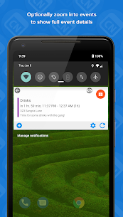 Calendar Notify – Widget, Lock and Status bar 2.19.306 Apk 5