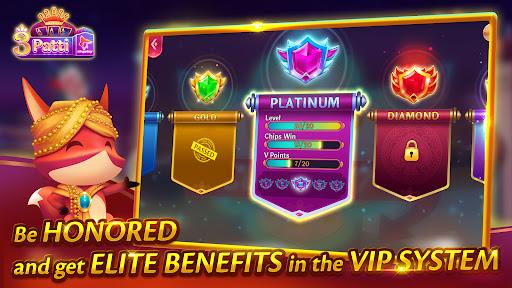 Teen Patti 3D ZingPlay - Elite 3 Patti Card Online  screenshots 5