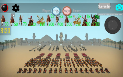 CLASH OF MUMMIES: PHARAOH RTS painmod.com screenshots 10
