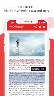 PDF Reader - Document Manager & PDF Converter 2020