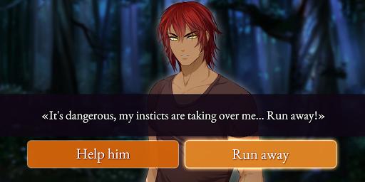 Moonlight Lovers: Aaron - Dating Sim / Vampire 1.0.49 screenshots 7
