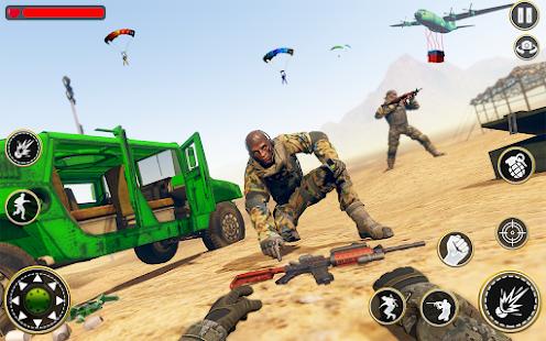 Counter Attack Gun Strike: FPS Shooting Games 2021 1.8 Screenshots 9