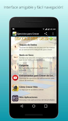 ejercicios para crecer screenshot 2