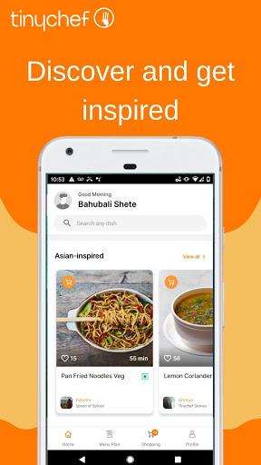 Tinychef - Recipes & Meal Planning 0.6.9 screenshots 1