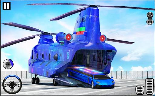US Police Limo Transport, Aeroplane transport Game 1.0.9 screenshots 6