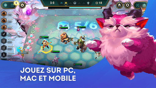 Teamfight Tactics : jeu de stratégie LoL  screenshots 3