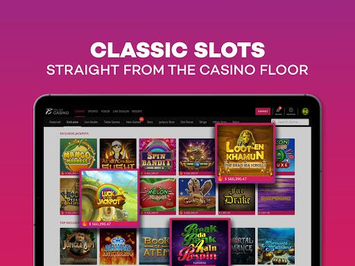 Borgata Casino - Online Slots, Blackjack, Roulette 21.03.10 screenshots 10