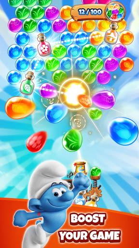 Smurfs Bubble Shooter Story modavailable screenshots 2