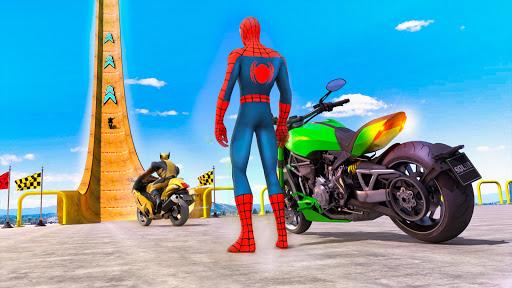 Mega Ramp Bike GT Racing 3D: Bike Stunt Games 2021 apktram screenshots 6