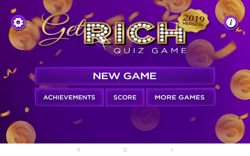 Trivia Quiz Get Rich - Fun Questions Game 3.47 screenshots 8