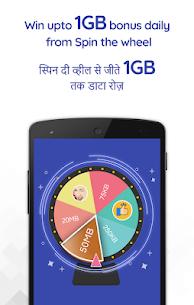 Data Recharge & Data Saver 4G 5