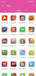 Inspire – Icon Pack For Android 5