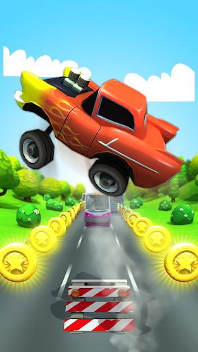 Car Run Racing 🚗 Super Car Race apktreat screenshots 2
