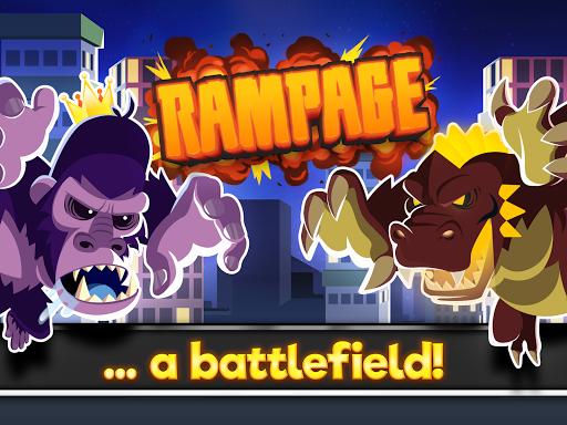 UFB Rampage - Ultimate Monster Championship 1.0.9 screenshots 7