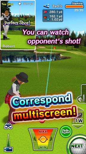 Golf Days:Excite Resort Tour screenshots 2