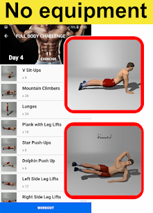 Home Workouts Mod Apk No equipment – Lose Weight Trainer (Premium) 2