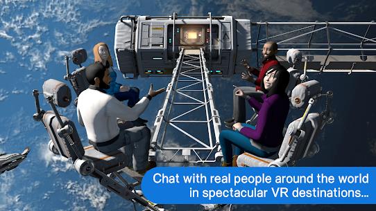 vTime XR: The AR & VR Social Network for Cardboard 1