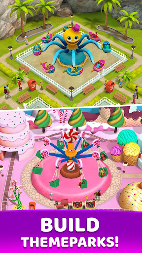 Funtown: Match 3 Park Building Game 0.2.75 pic 2