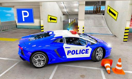 Police Multi Level Car Parking Games: Cop Car Game 2.0.6 screenshots 5
