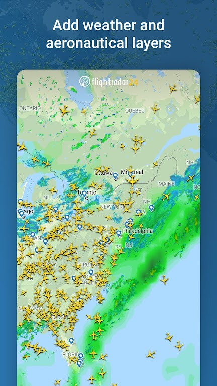 Flightradar24 Flight Tracker poster 3