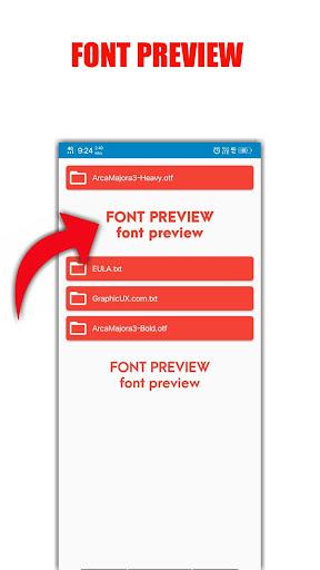 DA FONTS | Get Free Fonts apktram screenshots 7