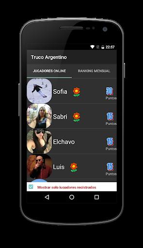 Argentinean truco  screenshots 2