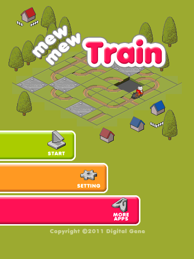 mew mew Train  screenshots 12