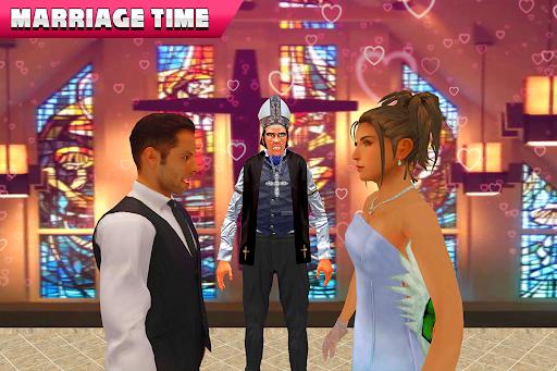Newlyweds Story of Love Couple Games 2020  screenshots 14